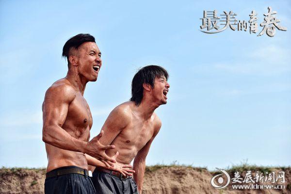 《最美的青春》贾宏伟(左)刘智扬(右)