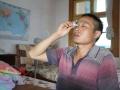 冷水江一煤矿员工意外受伤几近失明 公司:在走劳动能力鉴定流程