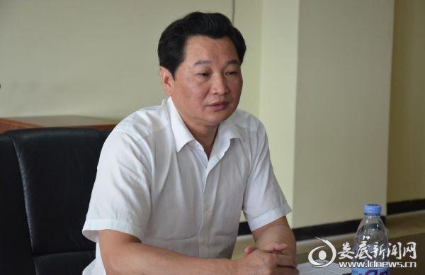 娄底市委统战部副部长、市台办主任刘海云发言