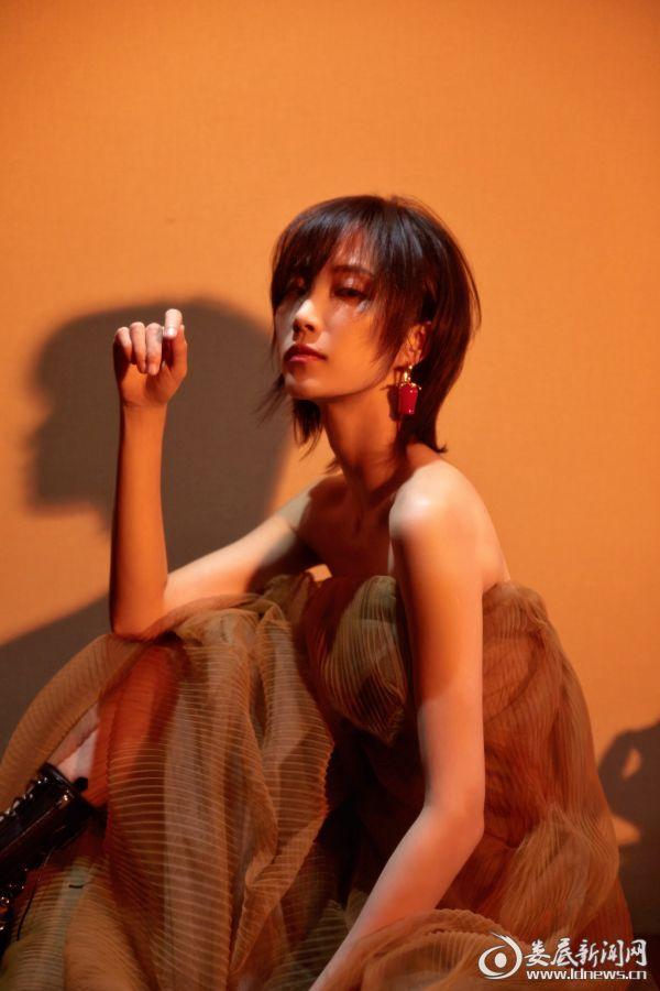 苏诗丁写真
