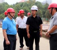 娄底市领导带队检查中心城区建设领域安全生产工作