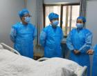冷水江市中医医院开展医院感染暴发应急处置演练