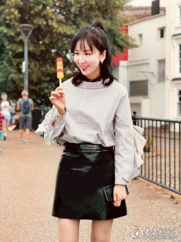 娄艺潇 花絮