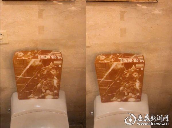 尹正 对浴室墙唱歌