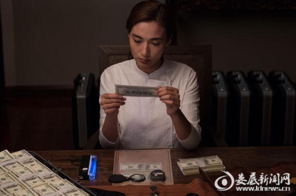 (冯文娟出演《无双》)
