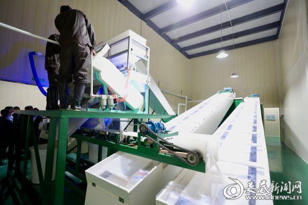 黎辉科技超高纯石英砂生产线建设项目
