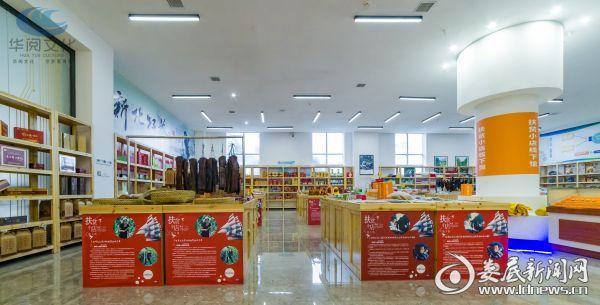 电商产业园产品展示大厅1