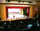 全国优秀大学生邹勇松同学先进事迹报告会在娄底举行