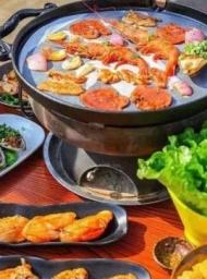 【美食】娄底第一家有灵魂的湘派烤肉落户新科街 小院里聚集大美味