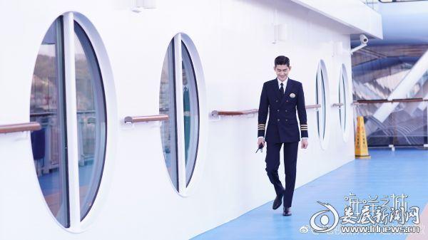 张翰首次演绎海上职场生活剧