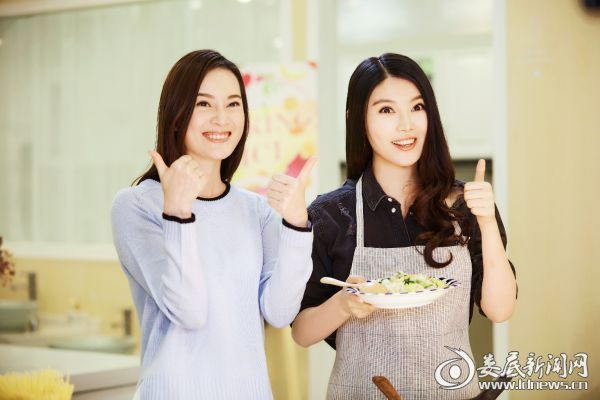 (徐冬冬一个眼神便引无数笑点)