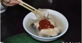 【美食】水车鱼冻,晶莹若冰,鱼鲜似果冻