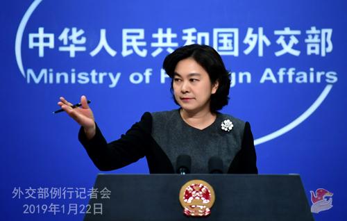 加驻美大使称美将引渡孟晚舟 外交部:敦促加美立即纠正错误