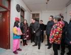 杨懿文检查春节值班值守慰问困难党员群众及一线工作人员