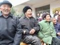 新春走下层丨本年春节 新化这个村的孤寡老人不孑立