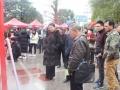 龙虎和春节后首场雇用会现场火爆 提供失业岗亭超12000个