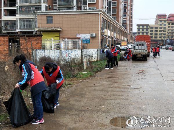 城乡环境整治与建设志愿服务活动2
