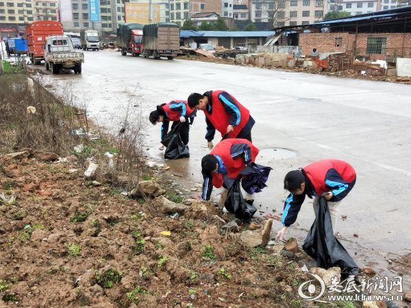 """""""城乡环境整治与建设""""志愿服务活动1"""