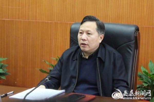 (市人大常委会党组书记、常务副主任谢志雄出席并讲话)