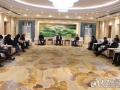 """""""开放崛起新征程""""娄底站媒体采访活动熊举行"""