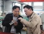 谢志雄:不断培植优势产业主导产业 推动园区高质量发展
