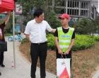 吴建平到娄底中心城区志愿服务站点开展专项督查