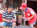 感受不一样的暑假!娄底一小40余名志愿者上街参与文明劝导志愿服务实践活动