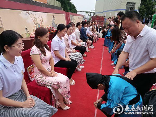 文正学校第七届国学节举行