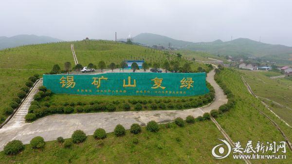 2019年6月18日 锡矿山复绿示范工程照片