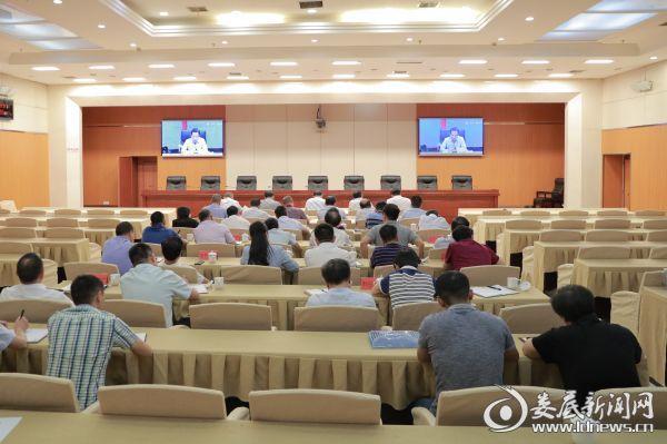 杨懿文:防范化解重大风险 坚决遏制各类事故发生