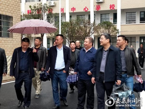 新化县科头乡:借教育督导评估东风 办人民满意教育
