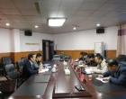 娄底市委主题教育第三巡回指导组对涟源市政协领导班子开展集中谈话