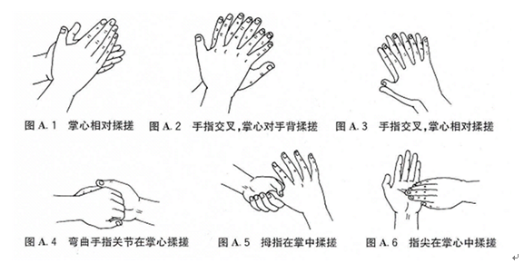 全球洗手日,娄底市二医院向群众宣传正确洗手方法