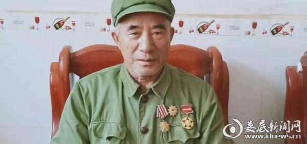 报国情怀 赤子情深——记双峰县首届最美退役军人李义明