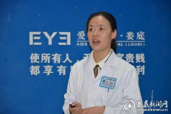 娄底爱尔眼科医院眼表及眼整形科主任聂元辉解密白内障及白内障手术