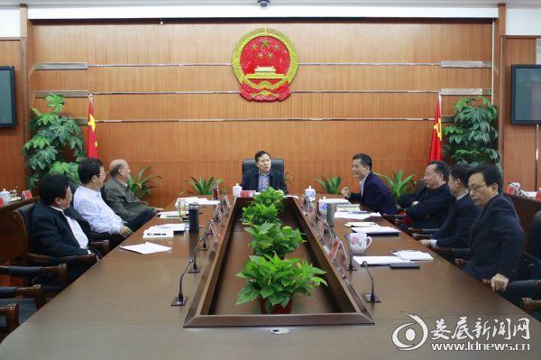 谢志雄:把调研成果转化为政策举措和解决问题的具体行动