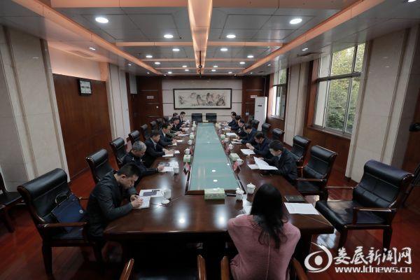 杨懿文:推进社会治理信息化 全面提升人民群众安全感