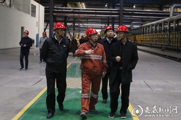 涟钢热处理板厂二期工程