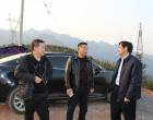 """新化:湘桥油茶基地喜迎""""贵宾""""来"""