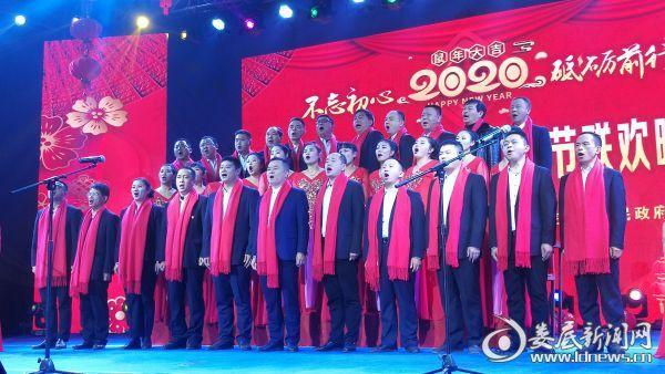 大合唱《没有共产党就没有新中国》