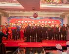 """娄底市退役军人事务局举行""""奋进新时代 欢度幸福年""""迎新春联欢会"""