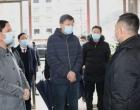 刘非大年初一走访慰问一线工作者 督导疫情防控工作