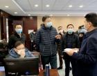 刘非到双峰督查疫情防控工作:团结基层党员群众 构筑群防群治严密防线