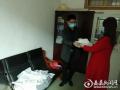 中學教師捐物抗疫 盡顯責任擔當