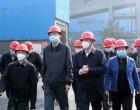 刘非赴涟源检查:全力推动复工复产 确保安全生产形势持续稳定