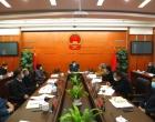 娄底市五届人大常委会举行第58次主任会议 刘非主持并讲话
