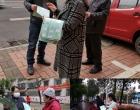 """大塘社区积极倡导""""云上清明 文明祭扫""""新风"""