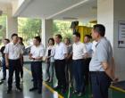 省发改委调研组来娄调研双峰县永丰农机特色产业小镇建设