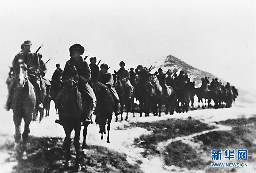 (图文互动)(3)走向复兴的历史回响——纪念中国人民抗日战争暨世界反法西斯战争胜利75周年