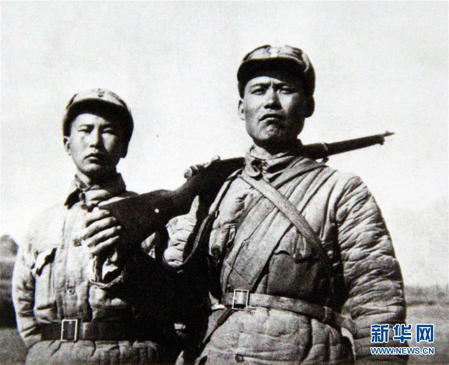 (图文互动)(2)走向复兴的历史回响——纪念中国人民抗日战争暨世界反法西斯战争胜利75周年